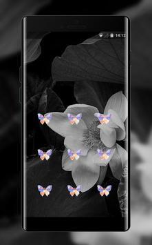 Spring flowers theme apk screenshot