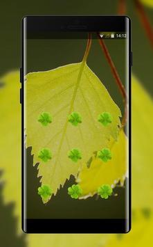 Flower theme natural apk screenshot