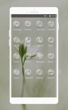 Spring flowers theme -Pure Dream screenshot 1