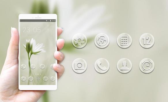 Spring flowers theme -Pure Dream screenshot 3