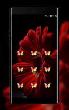 Spring flowers theme  pure screenshot 1