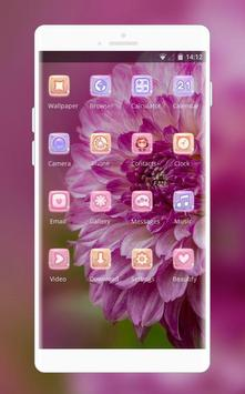 Theme for flower xiaomi mi a1 wallpaper HD screenshot 1