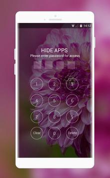 Theme for flower xiaomi mi a1 wallpaper HD screenshot 2