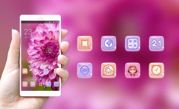 Theme for flower xiaomi mi a1 wallpaper HD screenshot 3