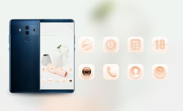 Theme for fresh ceramic bottle easy life wallpaper screenshot 3