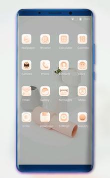 Theme for fresh ceramic bottle easy life wallpaper screenshot 1
