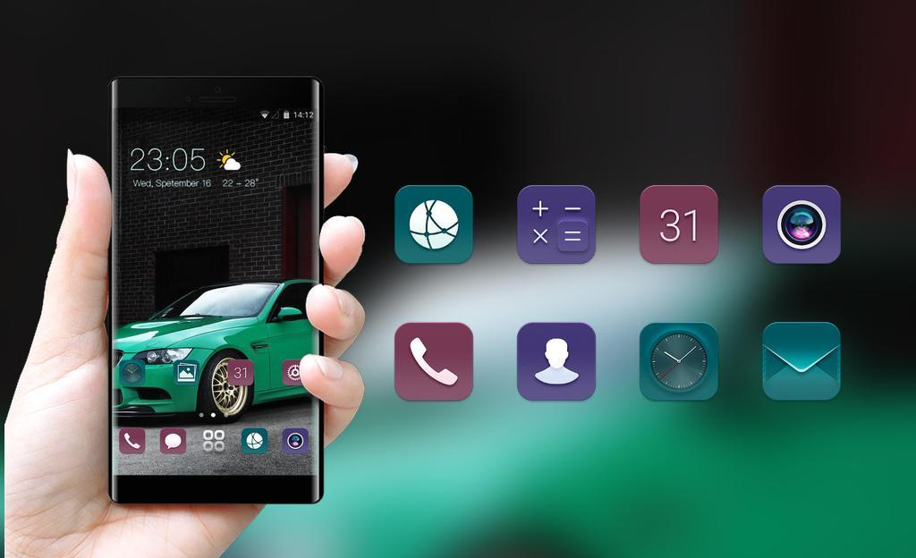 Theme for huawei p30 cool speed car for Android - APK Download
