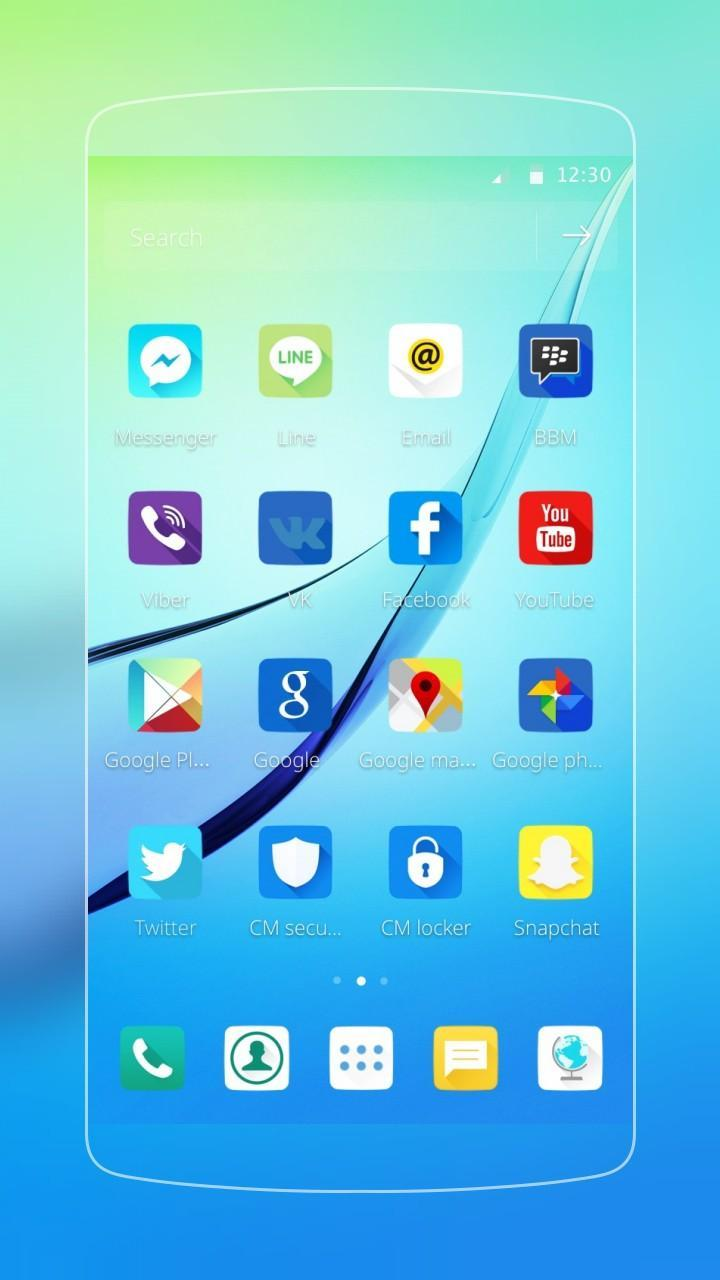 Theme for HUAWEI Nova for Android - APK Download