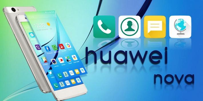 Tema untuk HUAWEI Nova apk screenshot