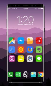 Launcher Theme for iOS 11 / os 11 HD style apk screenshot