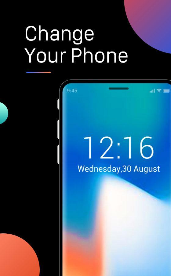 Stylish IOS Theme For Phone Xs Launcher for Android - APK Download