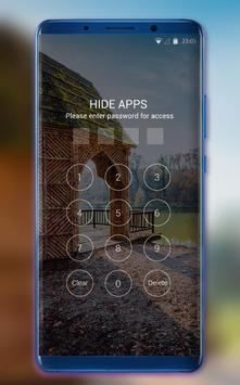 Theme for jio phone2 wooden house wallpaper screenshot 2
