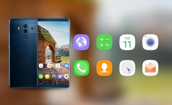 Theme for jio phone2 wooden house wallpaper screenshot 3
