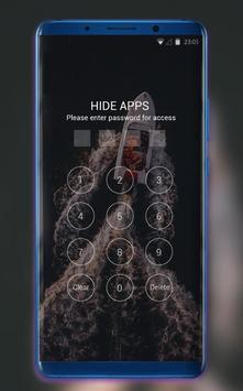 Theme for jio phone2 ocean ship riding wallpaper screenshot 2
