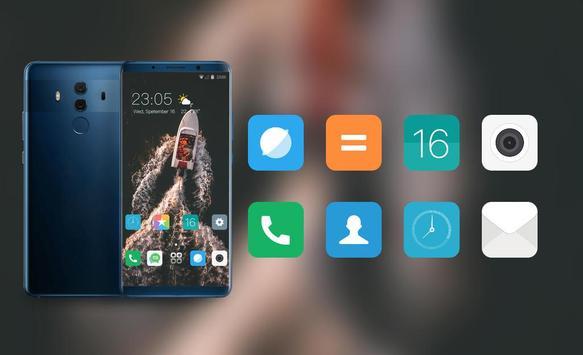 Theme for jio phone2 ocean ship riding wallpaper screenshot 3