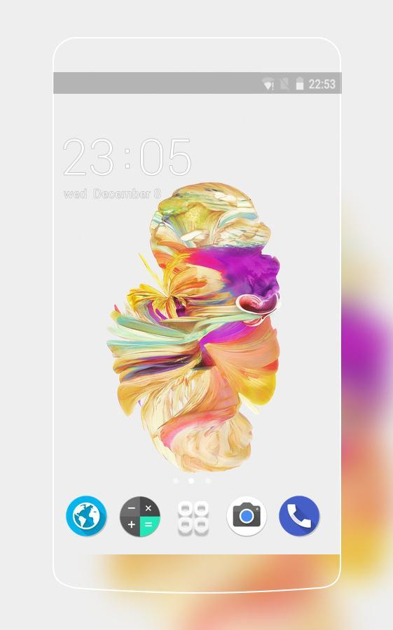 Theme For Oneplus 5 Wallpaper Icon For Android Apk Download