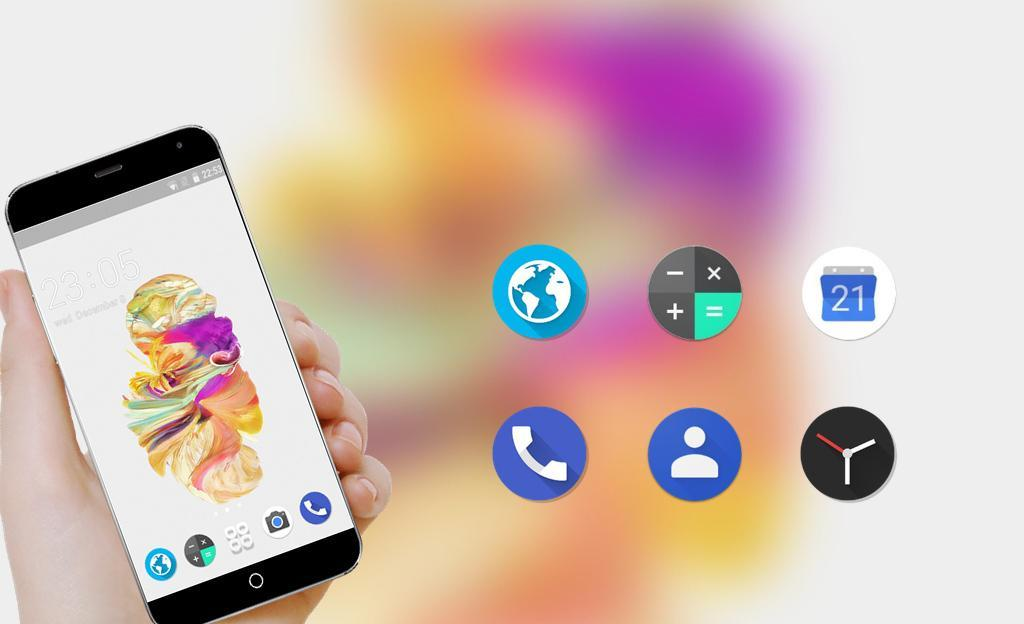 Theme for Oneplus 5 Wallpaper & Icon for Android - APK Download