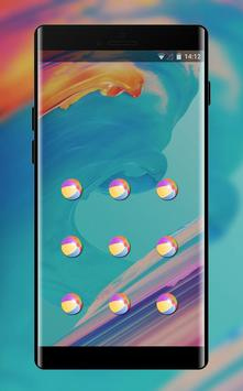 Abstract theme for one plus 6 art design 截图 1