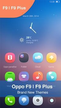 Theme For Oppo F9 | F9 Plus - Oppo F9 Theme screenshot 1