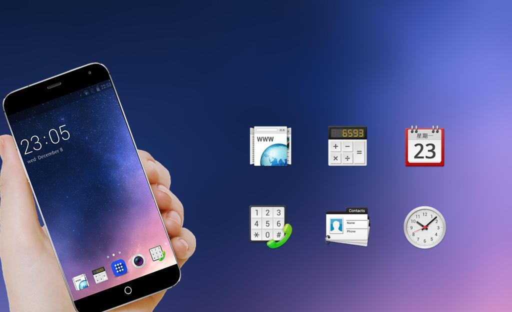 Theme for Oppo Neo 7 HD for Android - APK Download