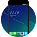Theme for Oppo R9s HD Wallpaper & Icons