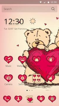 Love of Teddy poster