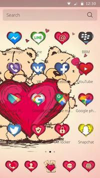 Love of Teddy apk screenshot