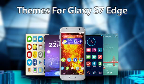 Launcher Theme for Samsung S7 Edge: Launcher S7 poster