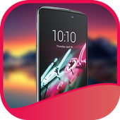 Theme for Alcatel idol 5 Wallpaper icon