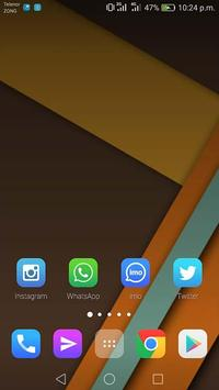 Theme for Alcatel idol 5 Wallpaper apk screenshot