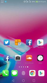 Theme for Iphone X screenshot 1