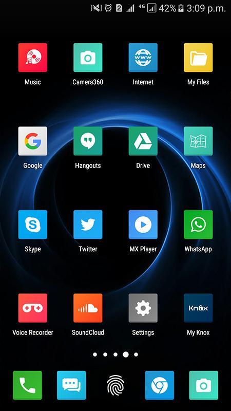 Launcher Theme for LG Fortune for Android - APK Download