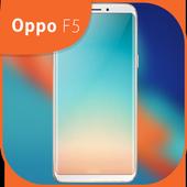 Theme for Oppo F5 Plus icon