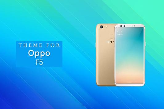 Theme for Oppo F5 Plus poster