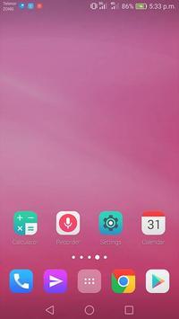 Pink Theme for iPhone 8 screenshot 2