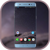 Theme for Galaxy Note Fan Edition icon