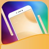 Theme for Xiaomi Redmi Note 5 Wallpaper icon