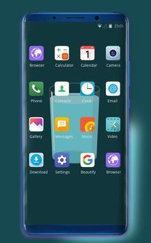 Theme for motorola one power simple cup wallpaper screenshot 1