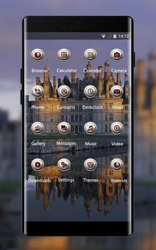 Nature theme wallpaper france castle white stone apk screenshot