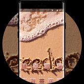 Theme for Redmi 5A sand freedom wallpaper icon