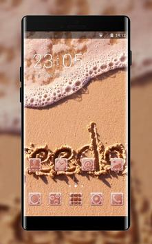 Theme for Redmi 5A sand freedom wallpaper poster