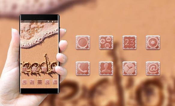 Theme for Redmi 5A sand freedom wallpaper screenshot 3