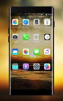 Theme for Moto G7&phone xs max earth screenshot 1