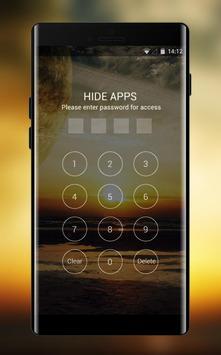 Theme for Moto G7&phone xs max earth screenshot 2