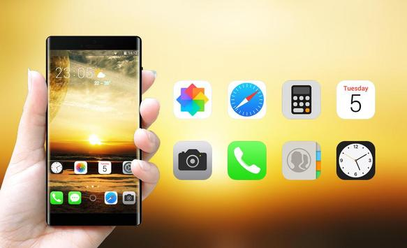 Theme for Moto G7&phone xs max earth screenshot 3