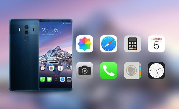 Theme for Phone XS mountain sea wallpaper screenshot 3