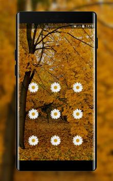 Autum plant theme screenshot 1