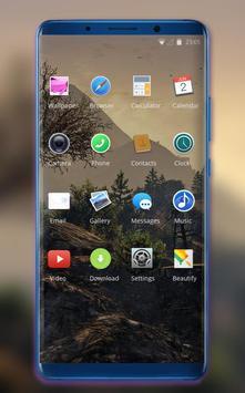 Theme for OPPO F9 Pro stone rural wallpaper screenshot 1