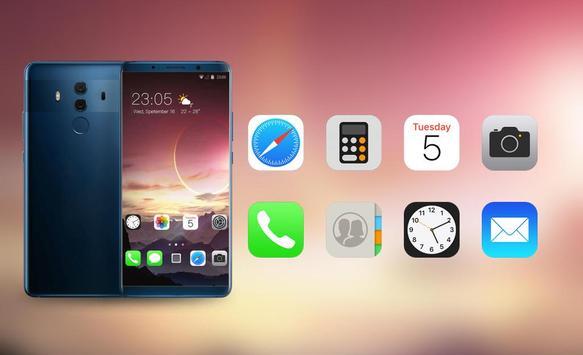 Theme for Nokia X Phone Mi 8 Pro star mountain screenshot 3