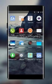 Theme for natural landscape river one plus6 screenshot 1